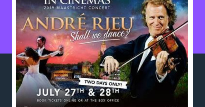 Andre Rieu Summer Spectacular – Shall We Dance