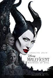 Maleficent: Mistress of Evil – October 18th