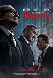 THE IRISHMAN – NOVEMBER 8TH