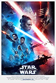 STAR WARS THE RISE OF SKYWALKER – DECEMBER 19TH