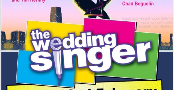 TIPPERARY MUSICAL SOCIETY PRESENTS – THE WEDDING SINGER – FEB 17TH – 22ND