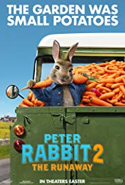 PETER RABBIT 2 – THE RUNAWAY – MARCH 21ST & 22ND PREVIEWS